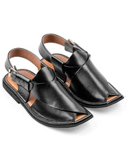 Load image into Gallery viewer, T shape Peshawari Chappal for men