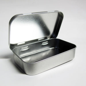 Hinged Tin