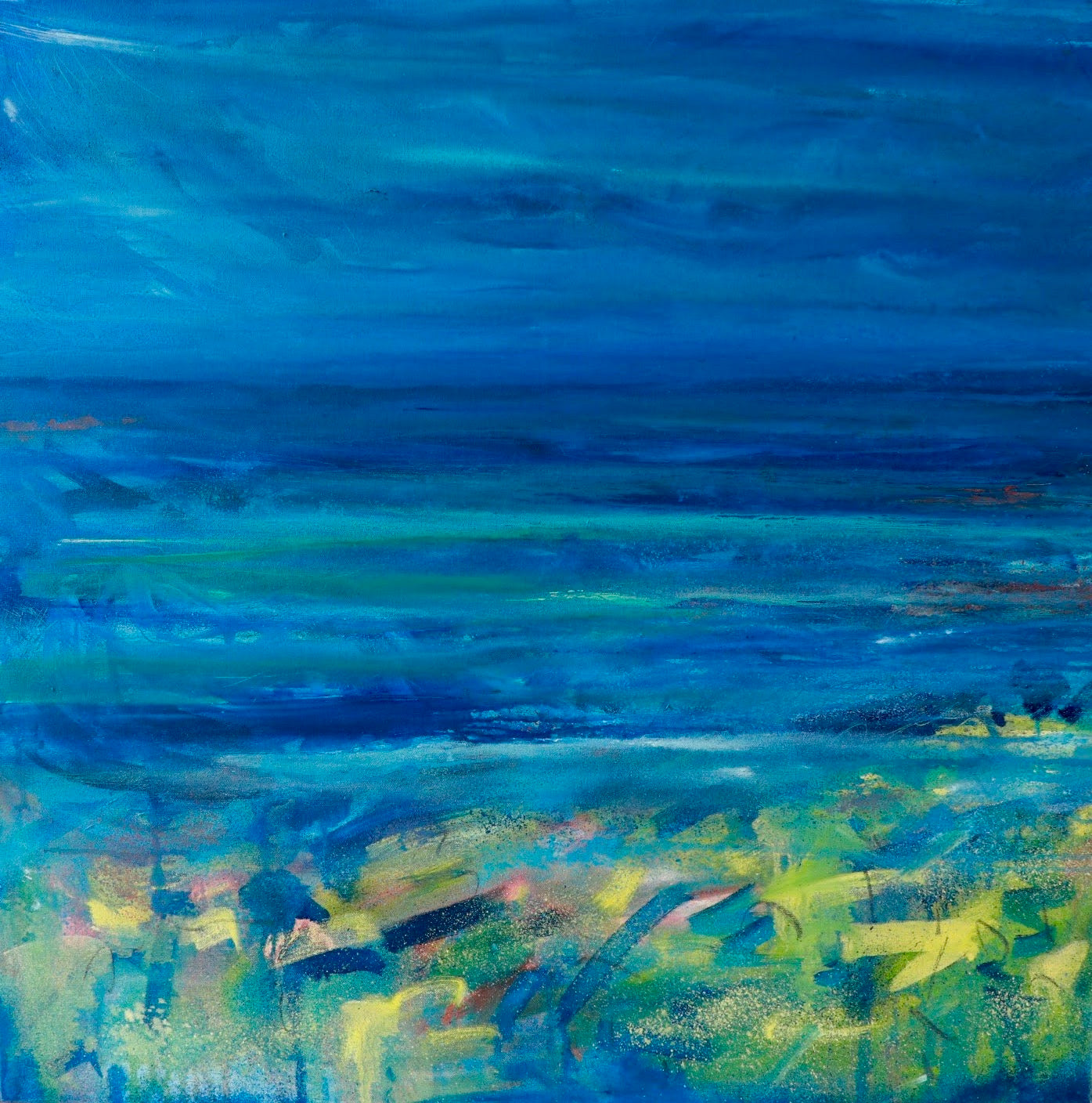 The Sea it calls me - SOLD
