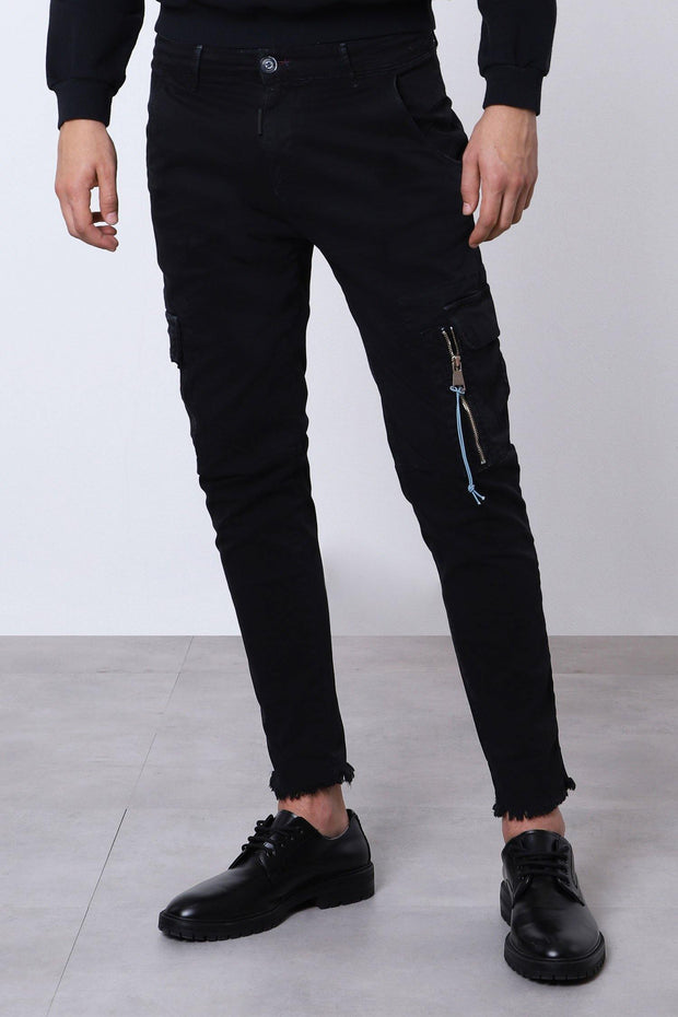 Imperial Raw Cut Cargo Pants