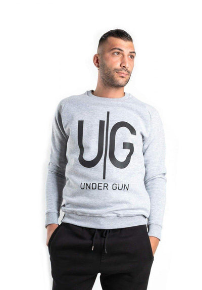 Under Gun Sweater Grey