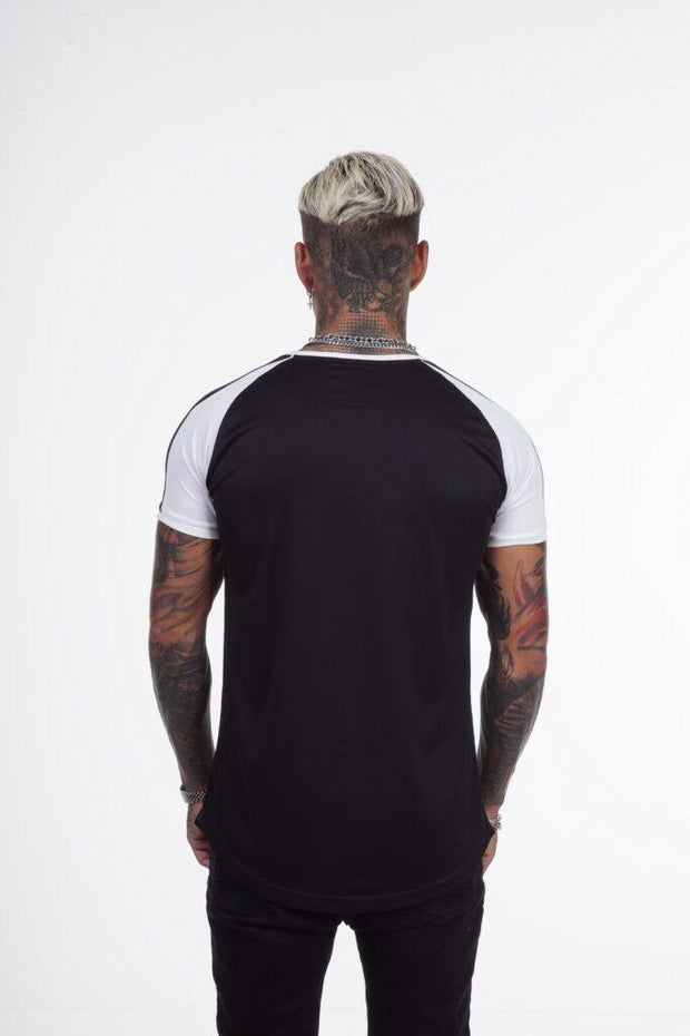 Xzeno Black/ White T-Shirt - Mybrands Store