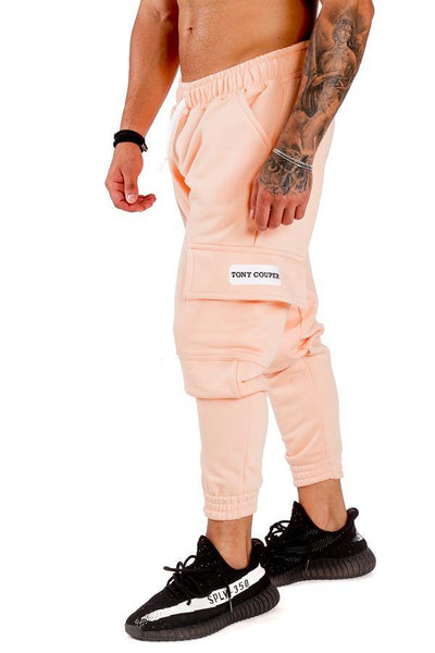 Tony Couper Cargo Joggers Somon