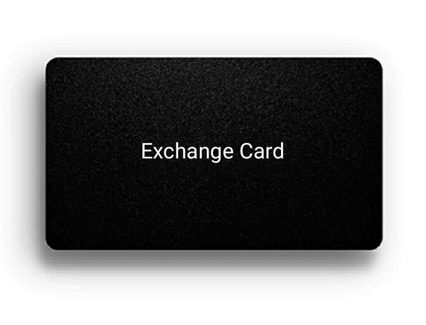 Exchange Card - Mybrands Store