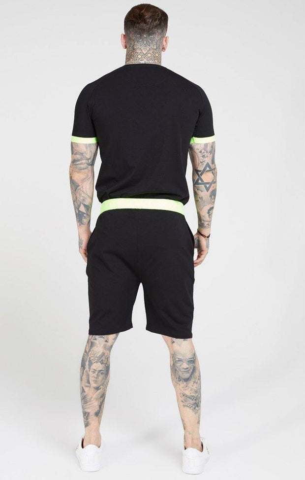 SikSilk Relaxed Fit Shorts - Mybrands Store