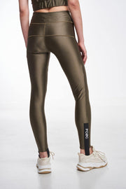 P/COC Women's Leggings with Heel Strap - Mybrands Store
