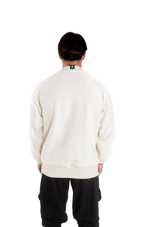 Tony Couper Sweater Creme - Mybrands Store