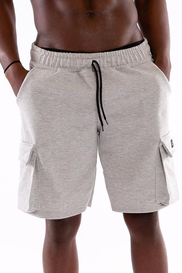 Tony Couper Shorts Grey Pocket&