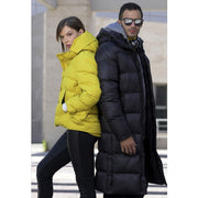 Splendid Long Puffer Jacket - Mybrands Store