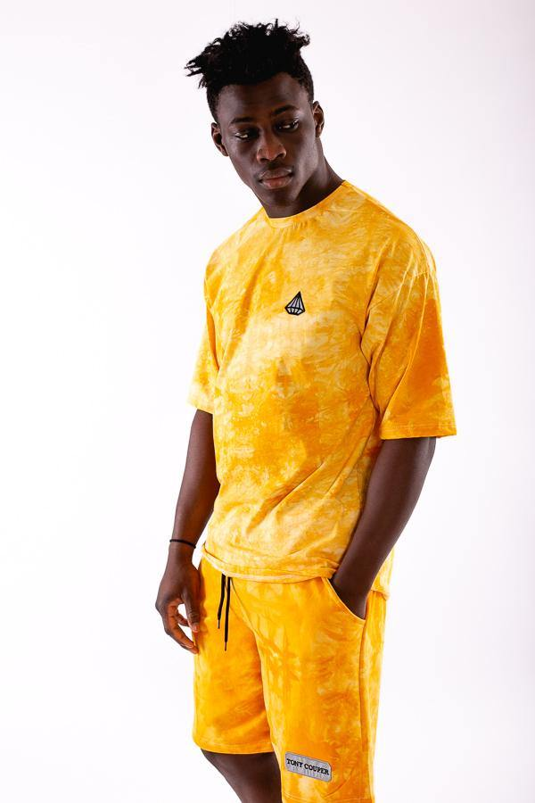 Tony Couper T-Shirt Oversize Yellow - Mybrands Store