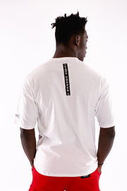 Tony Couper T-Shirt White Oversize