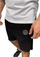 Vinyl Art Basic Shorts Black - Mybrands Store