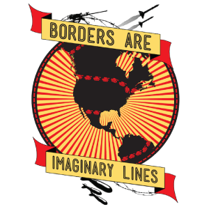 Borders Are Imaginary Lines