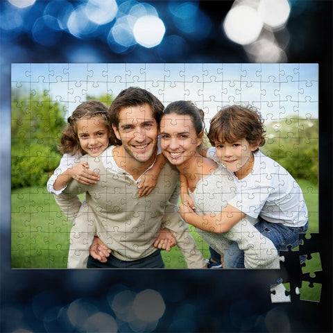 Custom Photo Jigsaw Puzzle Family Love 35-1000 pieces