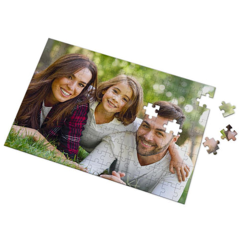 Photo Puzzle, Personalized Photo Puzzle Memorial Gifts 35-1000 Pieces