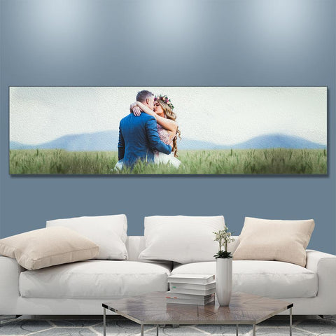 Personalized Canvas Prints Painting Wall Art Home Decoration 180*50cm