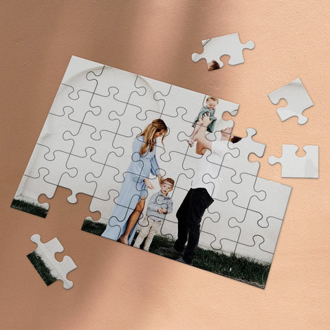 Custom Photo Jigsaw Puzzle Play With Kids 35-1000 pieces
