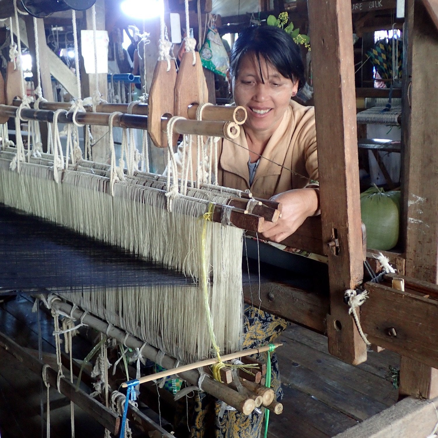 What is Traditional Loom Weaving? | YGN Collective