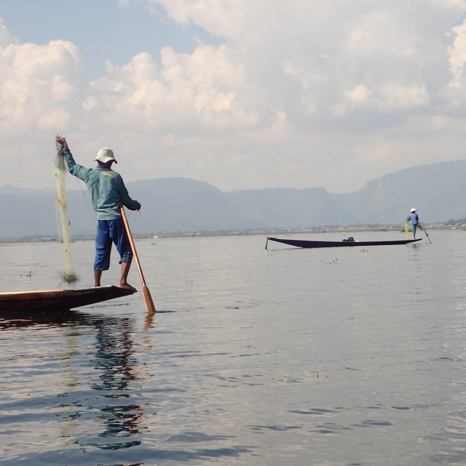 Inle Lake Fisherman | YGN Collective