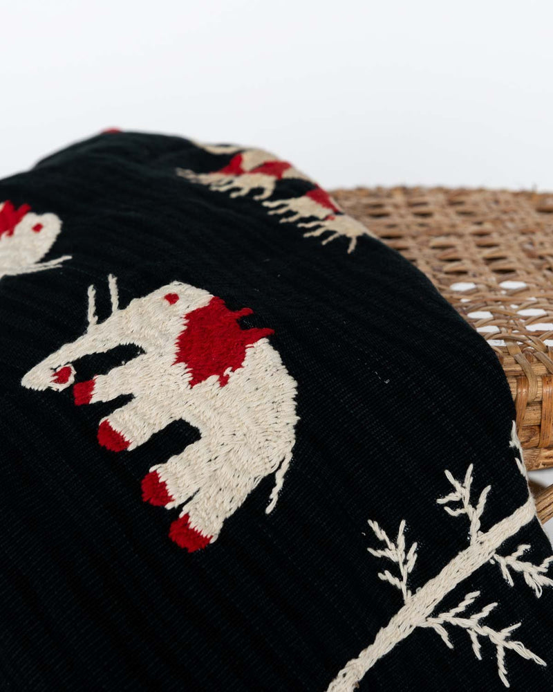 Handwoven Chin Motif Throw - YGN Collective