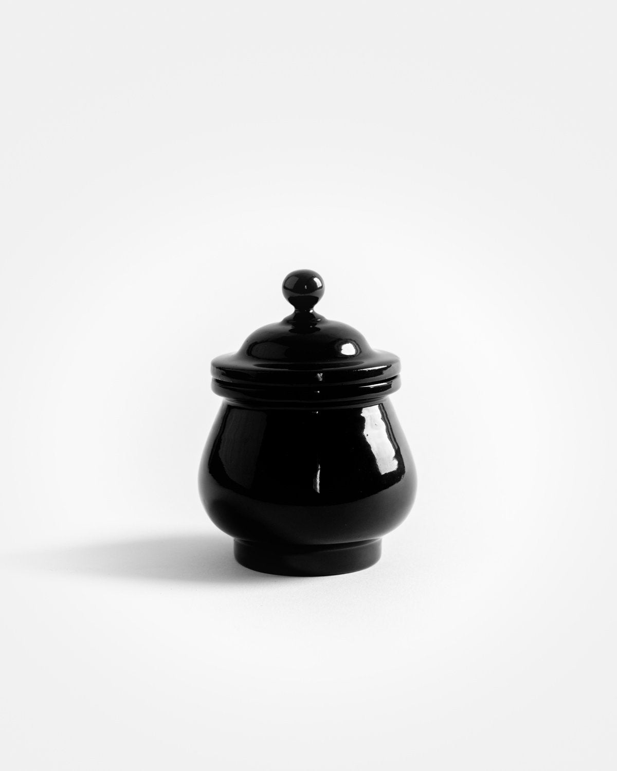 Lacquer Sugar Pot - YGN Collective