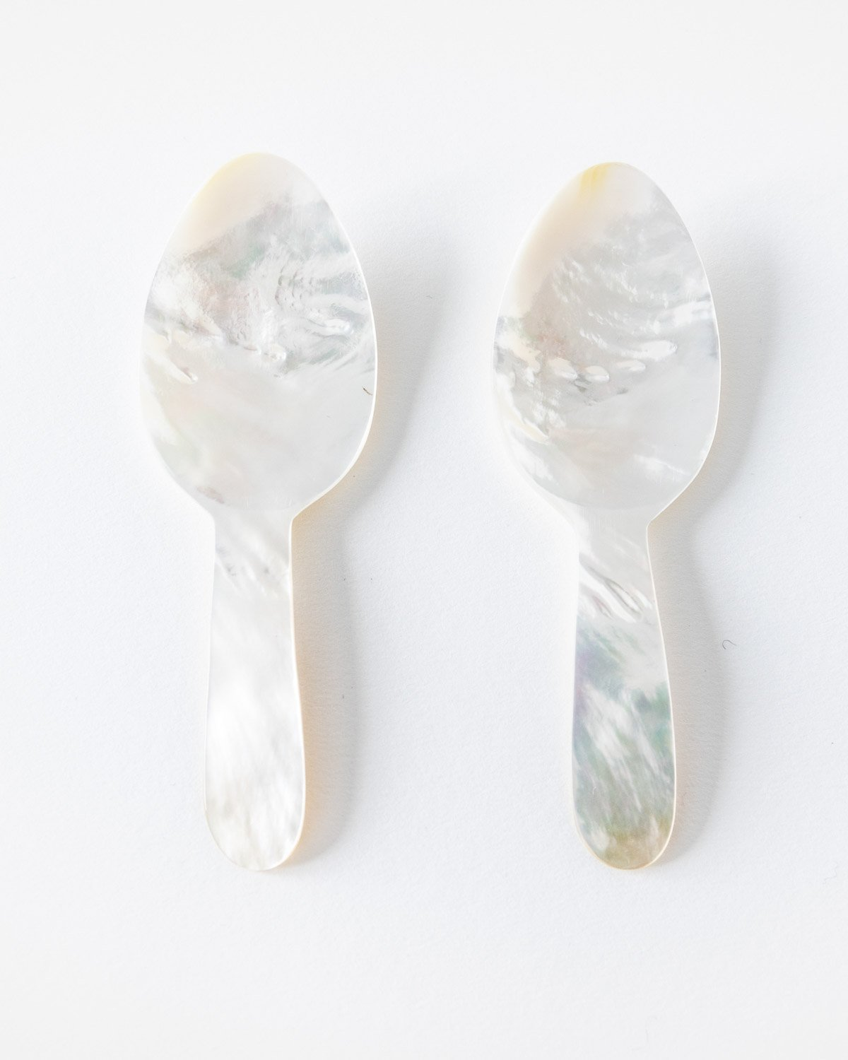Large Shell Spoons - YGN Collective