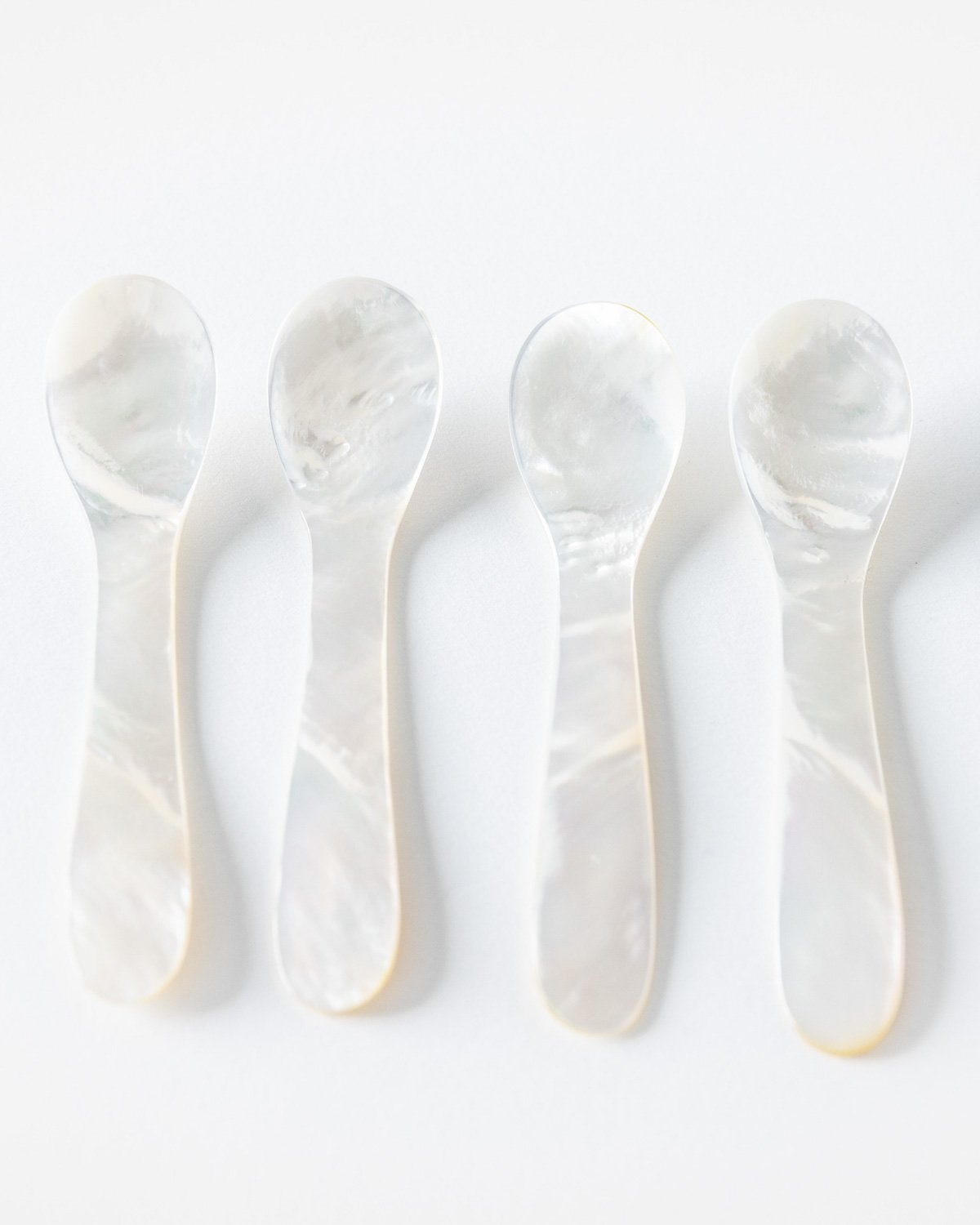 Medium Shell Spoons - YGN Collective