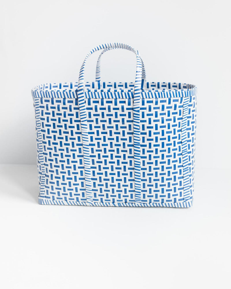 Original Basket in Blue & White - YGN Collective