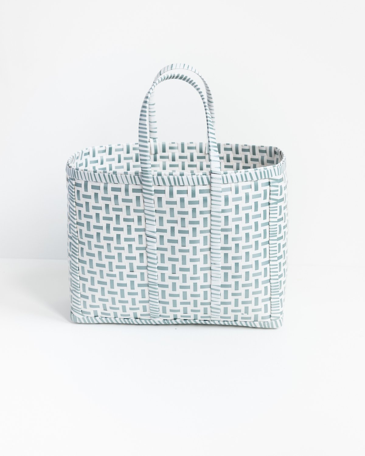 Original Basket in Grey & White - YGN Collective