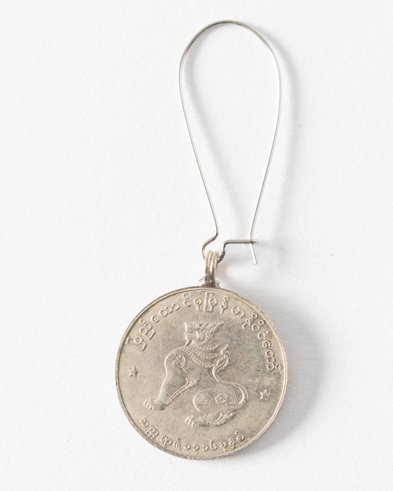 Yangon Coin Earrings - YGN Collective