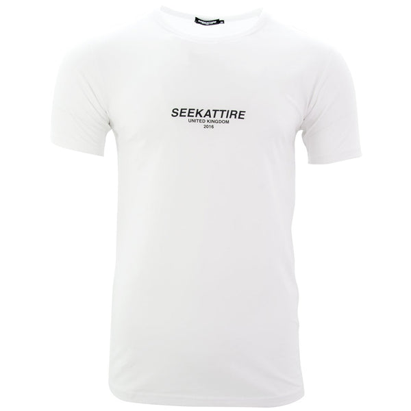 Authentic Logo T-Shirt White