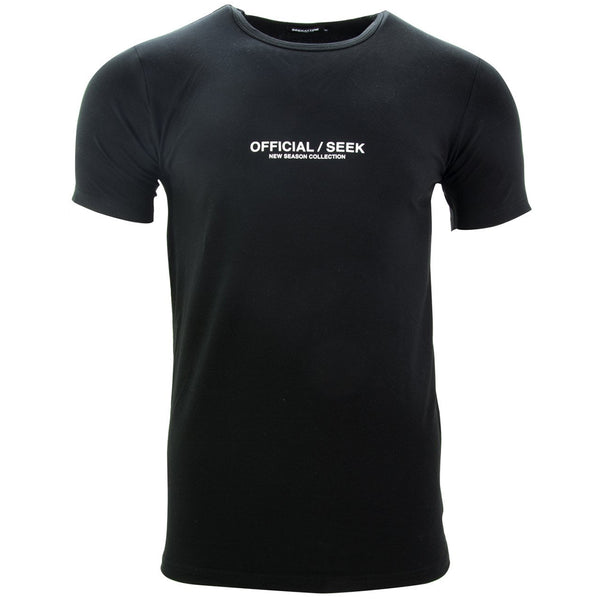 Official SEEK Logo T-Shirt Black