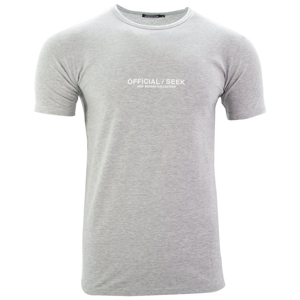 Official SEEK Logo T-Shirt Grey
