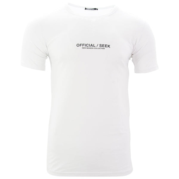 Official SEEK Logo T-Shirt White