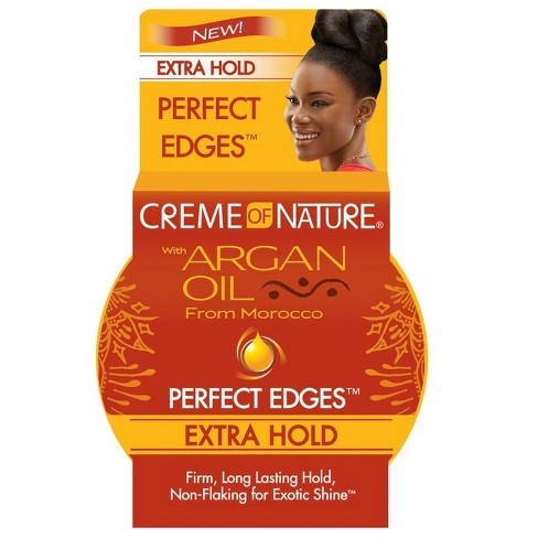 Argan Oil Extra Hold Edge Control