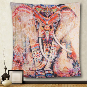 Indian wall hanging tapestry