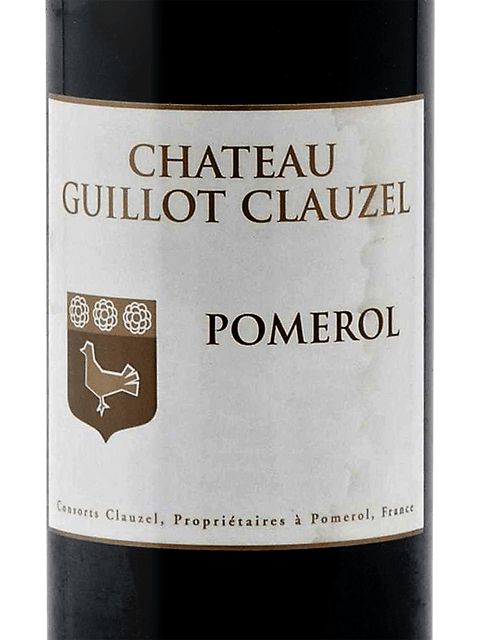 Chateau Guillot Clauzel 2019