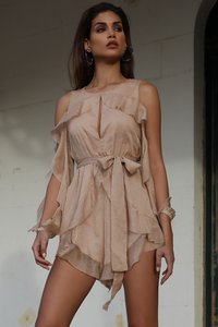 Kasminah Playsuit