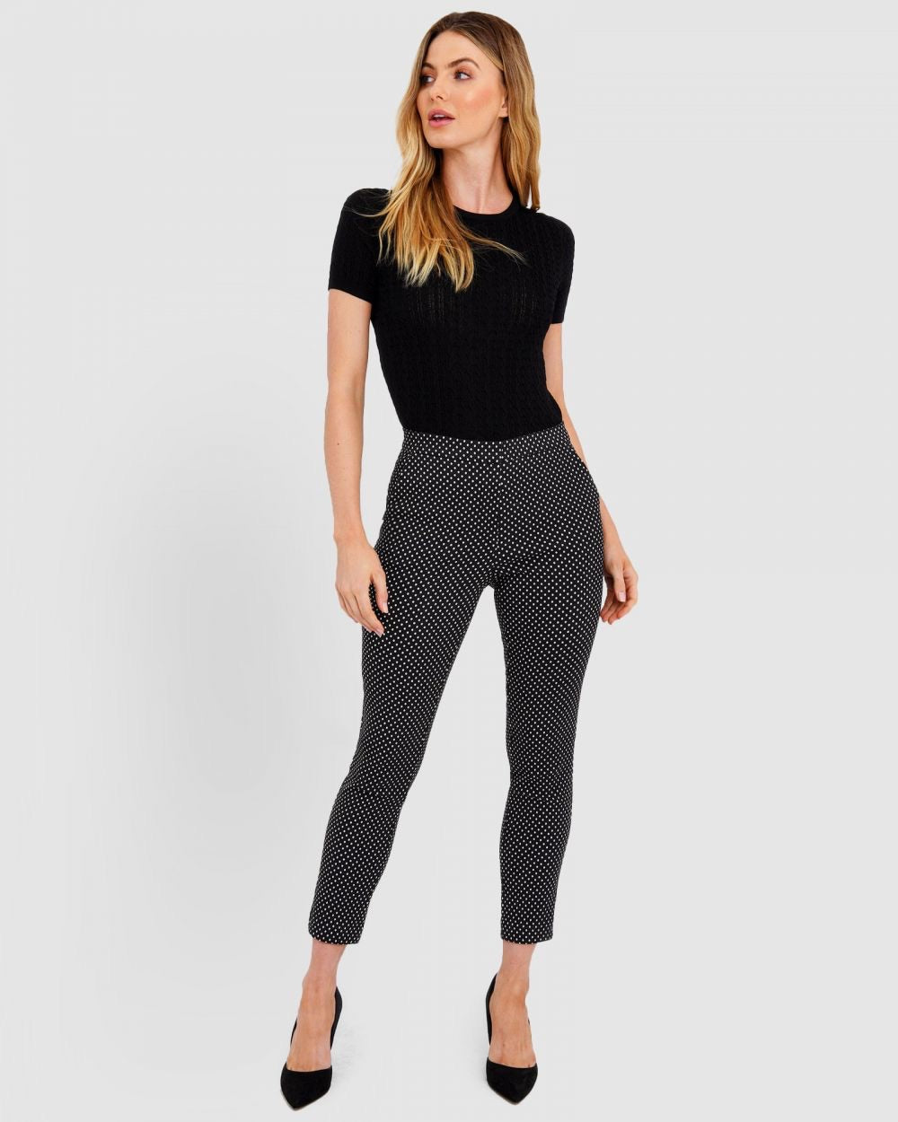 Raven Stretch Pants