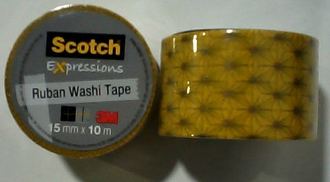 Scotch Washi Tape