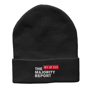 Black Majority Report Beanie