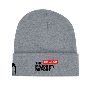 "Gray ""Whispering Sam"" Beanie"
