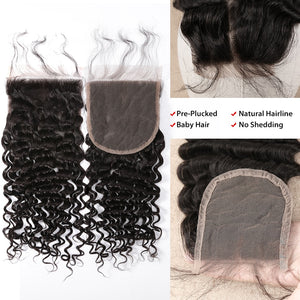 Rosa Bundles With Closure