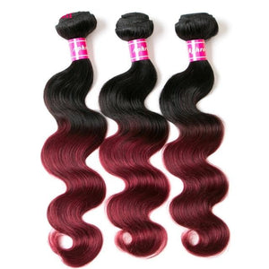 Shantelle Ombre Body Wave Bundles
