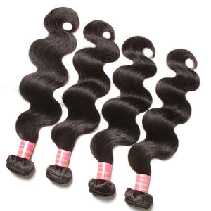 Sasha Bundles With Closure