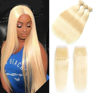 Sharalyn Bundles With Closure