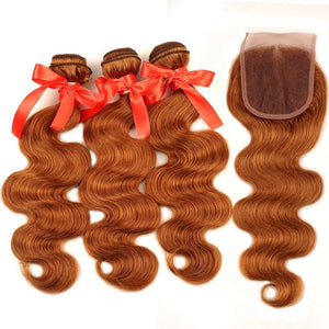 Ginger Hair Bundles