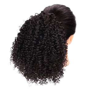 Madalyn Afro Kinky Ponytail