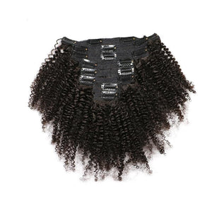 Kandace Afro Kinky Clip In