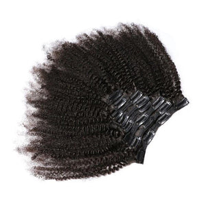 Florence Afro Kinky Curly Clip In